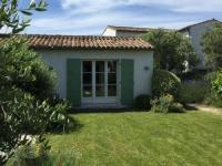 gite La Jonchère House La couarde sur mer - la vigne - maison proche plage pour 6 personnes 1