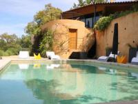 gite Grimaud Beautiful Villa with a Private Pool in Var