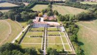 Gite Challans La Garnache Villa Sleeps 20 with Pool and WiFi