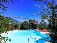 gite Castellar Villa Côte d'Azur piscine privée