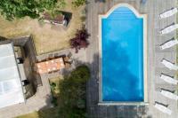 gite Marchéville Crazy Villa EVGEVJF dans l'Orne Piscine chauffée