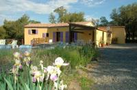 gite Hyères Villa with 4 bedrooms in La Mole with wonderful mountain view private pool furnished garden 10 km from the beach