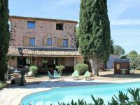 gite Cogolin Provencal Villa in La Motte with Swimming Pool