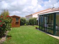 gite Saint Avaugourd des Landes Villa Imp Gde Hermine Maison Veranda/Jardin