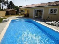 gite Gujan Mestras House Villa avec jardin et piscine 2