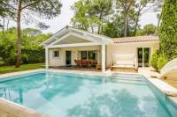 gite Audenge Pyla-Sur-Mer belle villa avec Piscine chauffée et 4 chambres, près de la plage