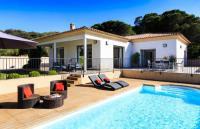 gite Calenzana La Vaccaja Villa Sleeps 6 Pool Air Con WiFi