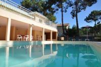 gite Carcans Magnifique villa avec piscine - 2351