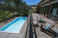 gite Avensan Très belle villa au calme avec piscine - 82201