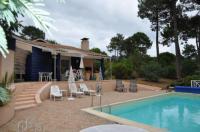 gite Lacanau Villa avec piscine et jardin - 75401