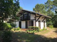 gite Lacanau Villa proche du lac avec jardin - 2421