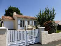 gite Poiroux House Landevieille - 5 pers, 65 m2, 3/4