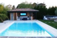 gite Pin Balma Villa Piscine etSpa 15kmToulouse