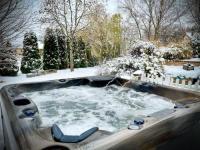 Gîte Lorraine Gîte Villa 200m2 avec jacuzzi & sauna & piscine chauffée