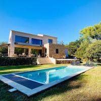 gite Cassis magnifique maison contemporaine avec piscine et vue panoramique