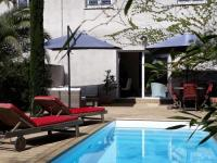 Villa Moulis en Médoc Maison de ville style échoppe