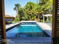gite Escazeaux Les Piquets Pool-House