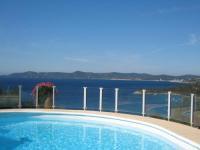 gite Saint Tropez Villa Vue panoramique sur Le Cap Nègre