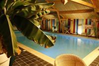 gite Camiers Villa avec piscine intérieure