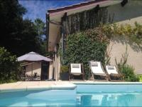 Villa Moulis en Médoc Villa with 4 bedrooms in Le PianMedoc with private pool furnished garden and WiFi 30 km from the beach