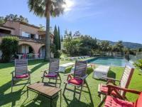 gite Grimaud Luxurious Villa at Le Plan-de-la-Tour with Private Pool