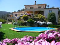 gite Seillans villa piscine vue féerique sur la mer