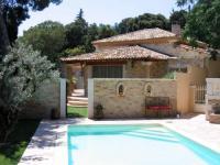 gite Eygalières Villa Bacchus, Provence