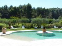 gite Éguilles Les Baux de Provence Villa Sleeps 8 Pool WiFi