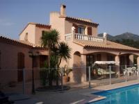 gite Saint André Villa near Ceret with private pool, sleeps 7