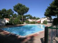 gite Saint Pierre d'Oléron House Les mathes la palmyre - maison mitoyenne- piscine- proximite commerces plages et foret par pistes cyclables- 9