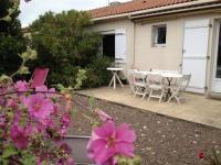 Villa Les Sables d'Olonne Villa Allee Sardiniers Pavillon 6 Pieces Avec Jardin