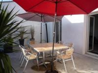 gite Jard sur Mer Villa Rue Des Doris Avec Jardin Clos