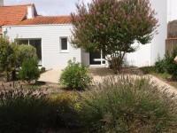 gite Saint Hilaire de Riez Rental Villa Beau Jardin