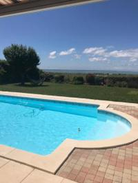 gite Chaillé les Marais Villa with uninterrupted sea view