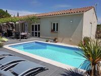 gite Boulbon Beautiful Villa With Private Swimming Pool in Lirac France