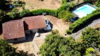 Gîte Tarn et Garonne Gîte Villa with 2 bedrooms in Loze with private pool furnished terrace and WiFi