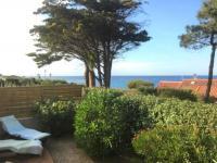 gite Corbara Mini villa climatisée - Vue mer - Mer à 50 m - Jardin et 2 terrasses 300 m2