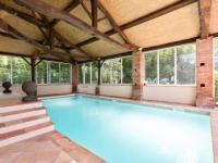 gite Latrape Beautiful Villa in Marquefave with Private Sauna and Pool