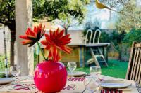 gite Marseille 1er Arrondissement Maison familiale - 150 m² - jardin et piscine hors sol - 4 chambres, 9 couchages
