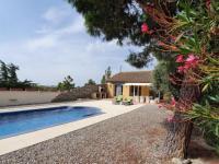 gite Talairan Spacious Villa with Private Pool in Marseillette