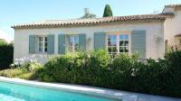 gite Arles Estivel - Villa Maussane - 8 pers - Piscine privée
