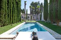 gite Noves Maussane-les-Alpilles Villa Sleeps 6 Pool Air Con