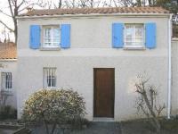 gite Vensac House Meschers s/gironde maisonnette de vacances dans petite residence 1