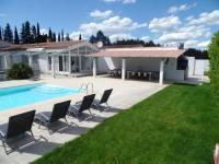 gite Graveson Villa Les Bergas