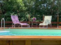 gite Cassis Villa Eden 2 ch 2 sdb piscine et jardin privés