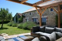Gîte Tarn et Garonne Gîte Miramont-de-Quercy Villa Sleeps 8 Pool WiFi