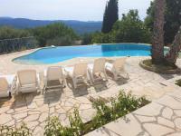gite Bagnols en Forêt Superbe villa provençale