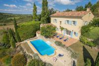 gite Apt Montfuron Villa Sleeps 6 Pool WiFi