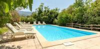 gite Lumio Monticello Villa Sleeps 6 Pool WiFi