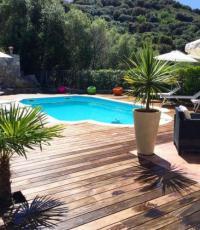 gite Muro Villa piscine